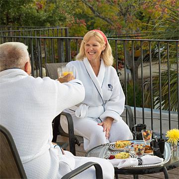 Private Balcony Breakfast Toast