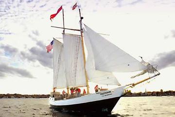 Schooner Cruise