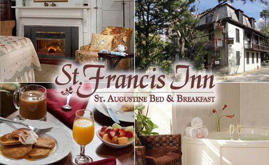 Click for St Francis Inn's website