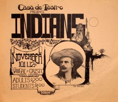 Indians - The Poster