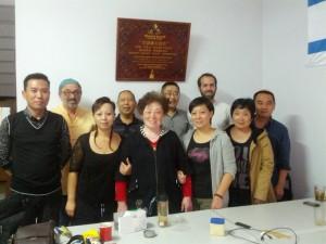 Shavei Israel abre um novo centro em Kaifeng, China