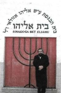 Rabino de Belmonte, Elisha Salas