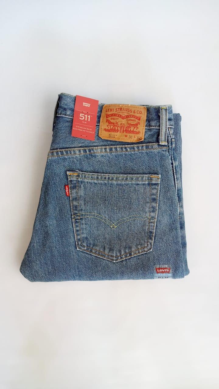 Pantalon De Mezclilla Levi S 511 Azul Claro Casa Edith Tu Boutique Familiar