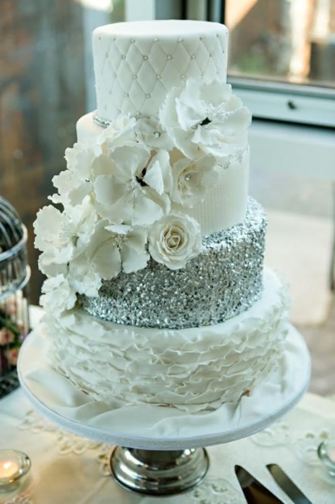 Bolos De Casamento 2018 Veja Tendncias Para Todos Os