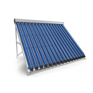 Panou colector solar presurizat cu tuburi vidate Heat Pipe Sunsystem VTC 30 tuburi