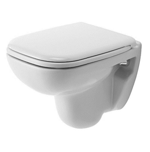 Vas WC suspendat Duravit D-Code 48 cm alb