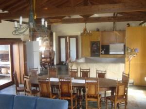 Sala Comum e Cozinha