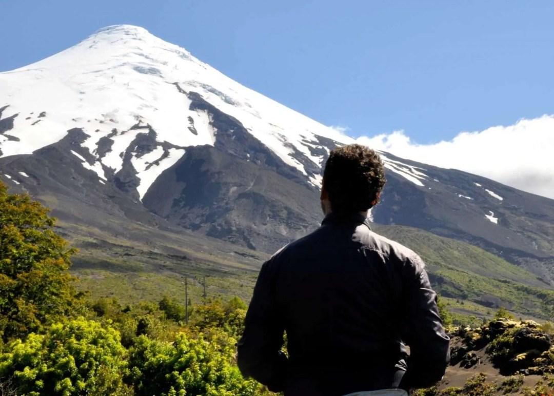 Volcán Osorno, Casa Gioia