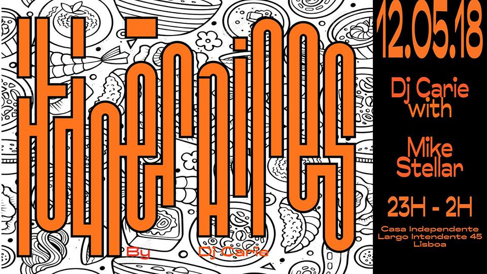 Itinéraires #17: Ecletic Vinyl – Dj Carie + Mike Stellar
