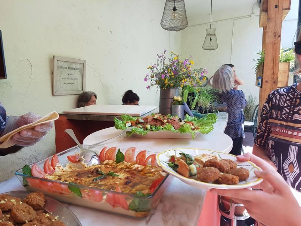 Churrasco Sírio – Cozinha do Médio Oriente | 15 JUL | 18h30 | 15€
