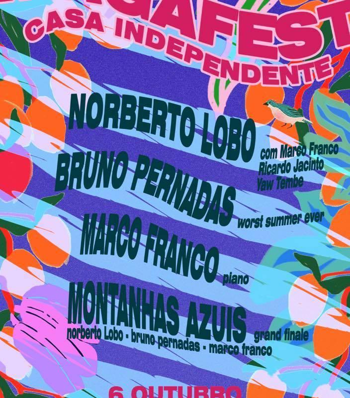 MagaFest 2018 na Casa Independente