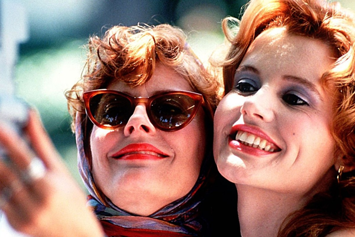 Cinema no Pátio : Thelma & Louise (1991) – Ridley Scott