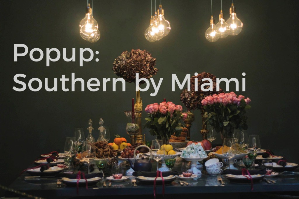 Popup- Southern By Miami