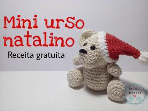 Urso amigurumi - Salvabrani | Crochet teddy bear, Crochet teddy ... | 225x300