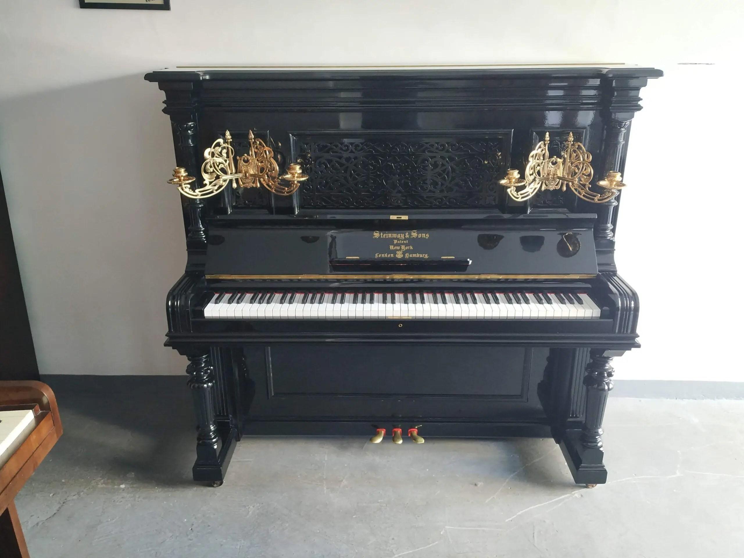 reforma pintura de piano