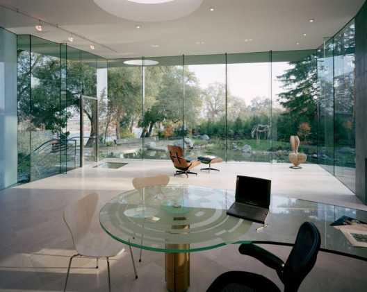 Lakeside Studio by Mark Dziewulski Architect09