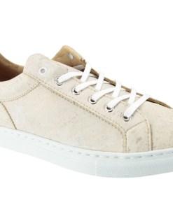 Baskets tennis chaussures sport ville décontracté mixte blanc