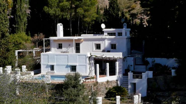 Casa Limon, casa rural de 2 plantas en la alpujarra