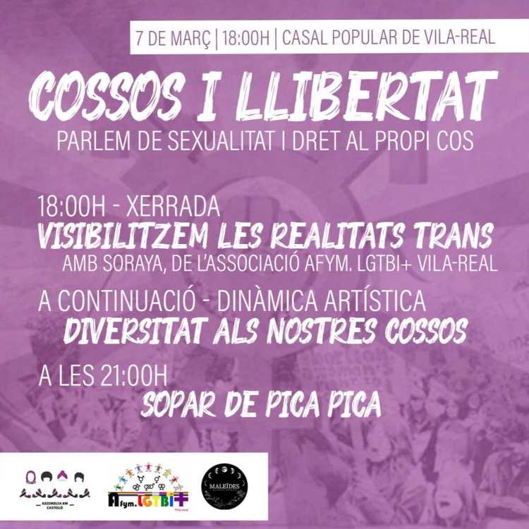 cartell cossos i llibertat