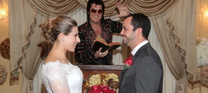 Nosso casamento em Las Vegas