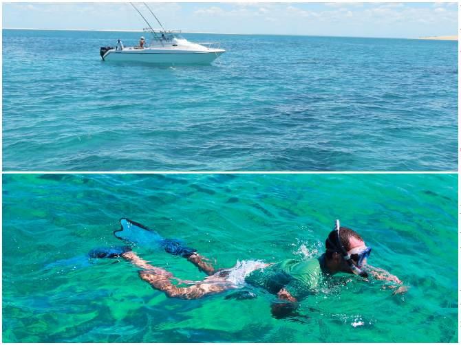 Snorkelling Bazaruto