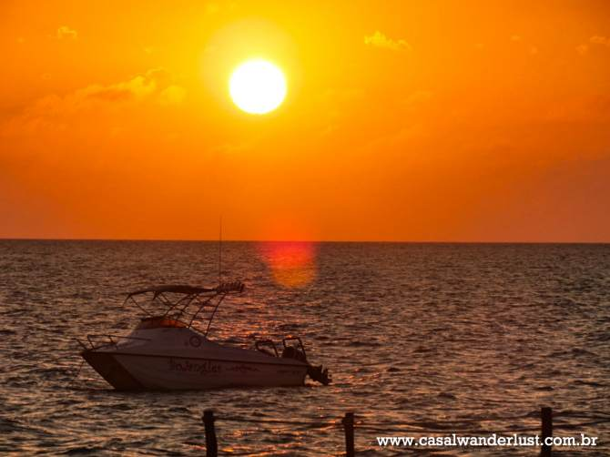Sunset Vilanculos
