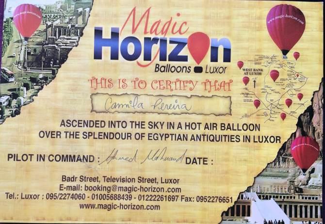 Ballon Luxor