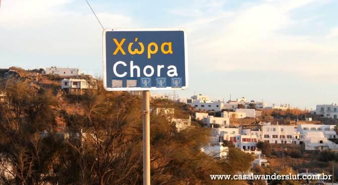 Chora Mykonos