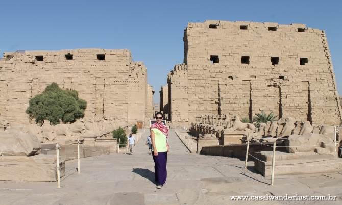 Karnak Templo