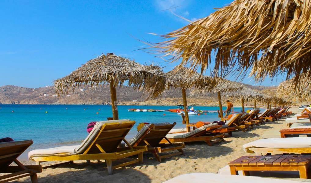 Mykonos, o paraíso na Grécia