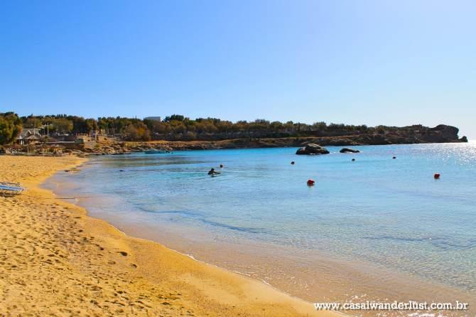 Praia Elia Mykonos