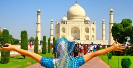 A história do Taj Mahal, uma das Sete Maravilhas do Mundo