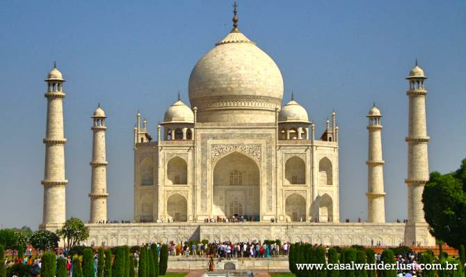 Roteiro de 21 dias pela Índia