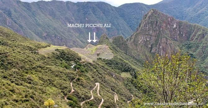 Porta do Sol Machu Picchu