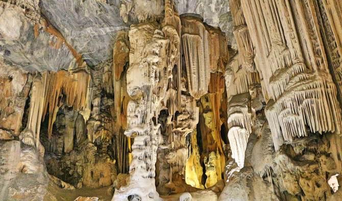 cango caves garden route