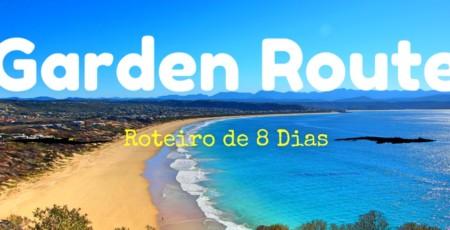 Roteiro de 8 dias pela Garden Route