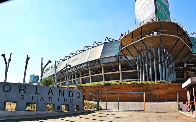 Orlando Stadium Soweto