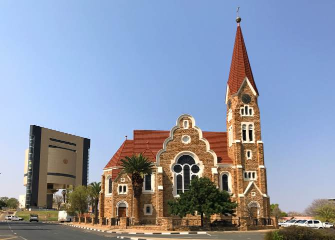 Church of Christ Windhoek