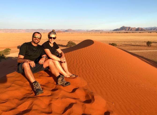Curiosidades sobre a Namíbia