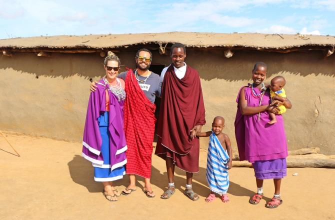 amor vila masai