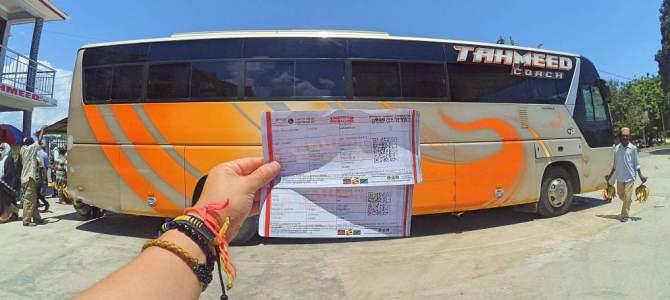 Como ir da Tanzânia até o Quênia, de ônibus