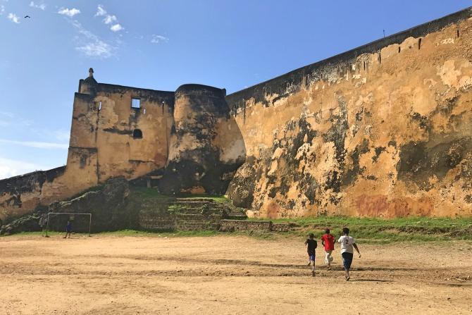 Fort Jesus Mombaça