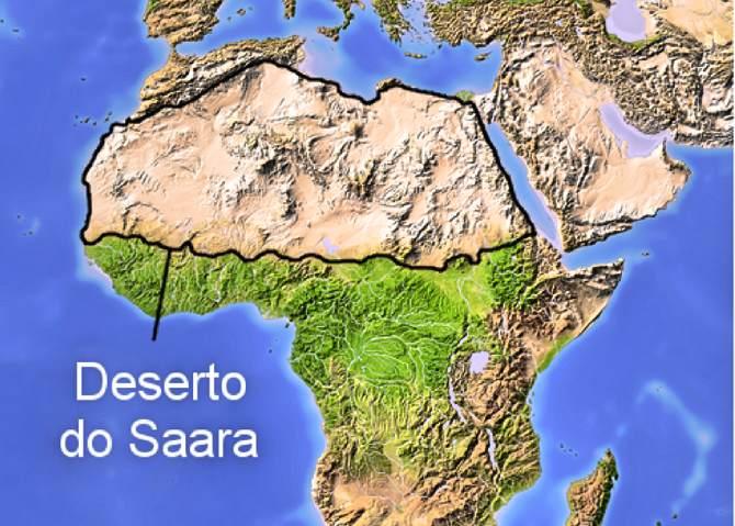 Tour pelo Deserto do Saara