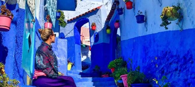 O que fazer em Chefchaouen, a cidade azul do Marrocos