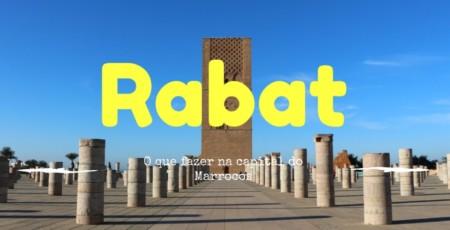 O que fazer em Rabat, a capital do Marrocos