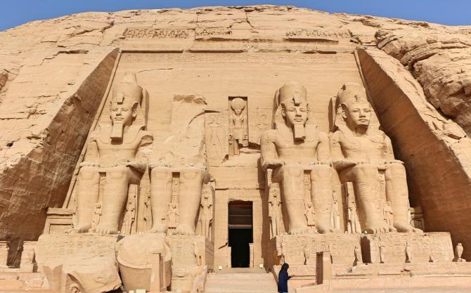 conheça o Egito