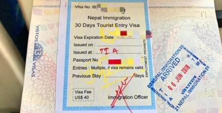 Como obter o visto para o Nepal