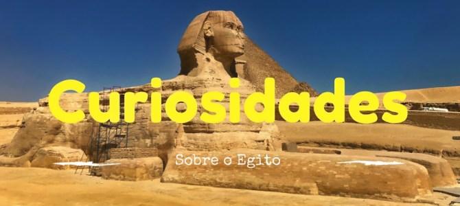 Curiosidades sobre o Egito