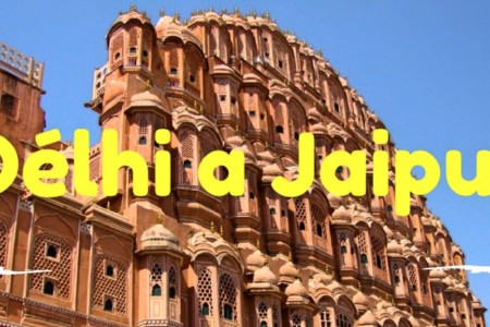 Índia: como ir de New Delhi até Jaipur