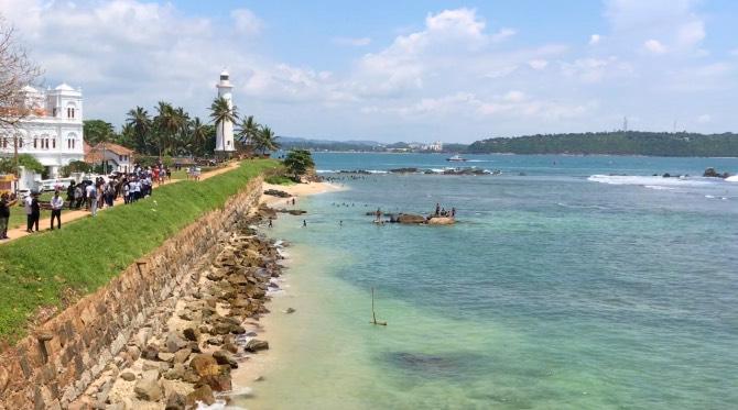 7 melhores praias do Sri Lanka